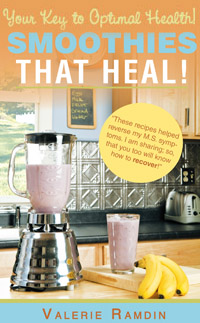 Smoothies That Heal Book by Valerie Ramdin