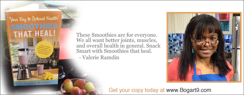 Smoothies That Heal Book